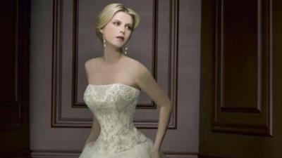 Suknia ślubna Demetrios 2795