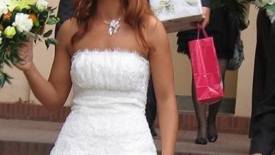 Suknia  ślubna DEMETRIOS 941- kolekcja 2008