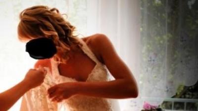 suknia ślubna,demetrios 981