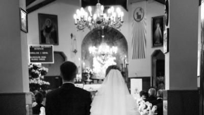 Suknia ślubna dla Królewny!