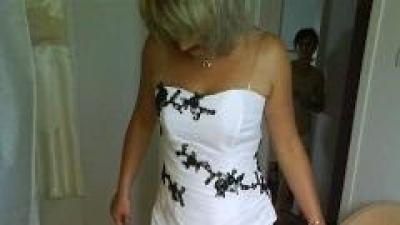 Suknia ślubna dla odważnej kobiety