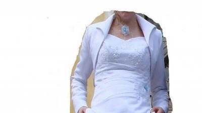 """""""suknia ślubna dla panny  brzuszkiem""""- ciążowa"""