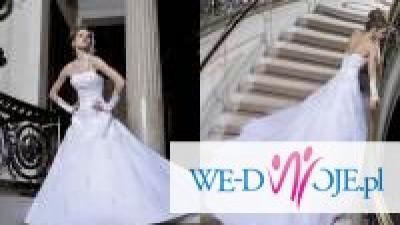 Suknia ślubna dla prawdziwej księżniczki:)