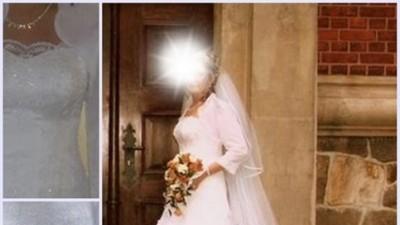 Suknia ślubna dla wyjątkowej Panny Młodej!
