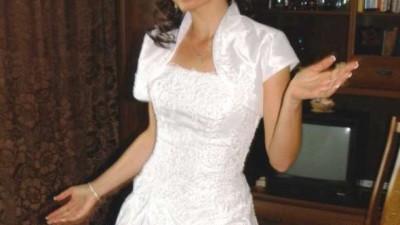 Suknia ślubna do sprzedania 2009 rok