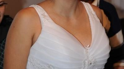 Suknia slubna +dodatki