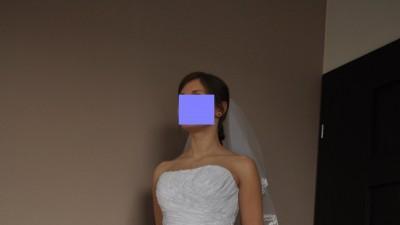 suknia slubna DUBER model 1140