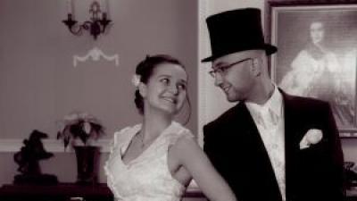 Suknia ślubna ecru 36/38 + dodatki