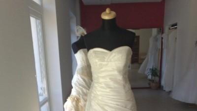 Suknia ślubna Ecru rozm 38