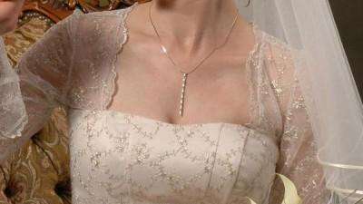 Suknia ślubna ecru rozmiar 36/38 + gratisy POZNAŃ