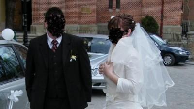 Suknia ślubna ecru Sophia
