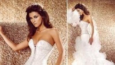 Suknia ślubna - Eddy K. prosto z Mediolanu