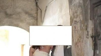 Suknia Ślubna, elegancka i prosta