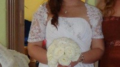 suknia ślubna elis roz. 40/42