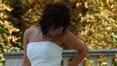 Suknia ślubna Elizabeth Konin 2008