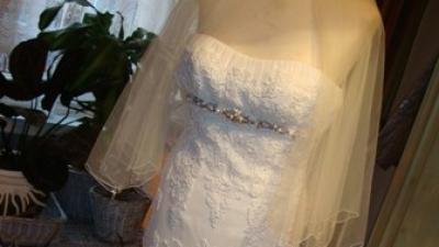Suknia ślubna Emanuel Mota Ponovias cudna SILABA!!!!!!!!!!!!!!!!!!!!!!!!!!