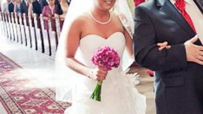 Suknia Ślubna Emmi Mariage Amber 2012 Wrocław