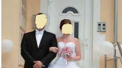 Suknia ślubna emmi mariage giovani 36