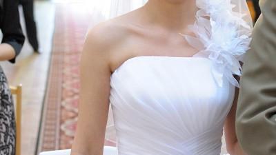 Suknia Ślubna Emmi Mariage model Amber 2012
