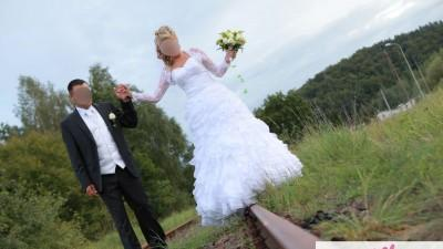 Suknia ślubna Emmi Mariage model Carla