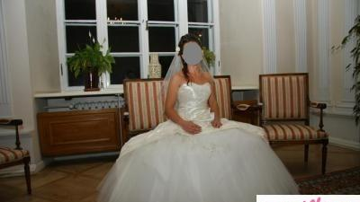 Suknia ślubna Endo Paryżanka