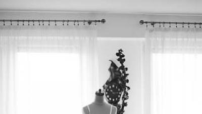 Suknia ślubna falbany 34 36 xs s