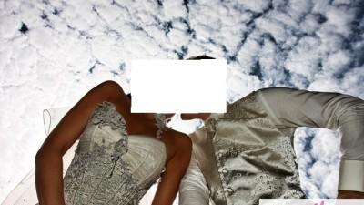 Suknia Ślubna Farage Galaxy 4000 rozm 36