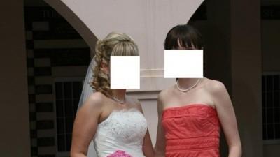 Suknia ślubna Farage Silvers Shine kolekcja 2009 rozm.38