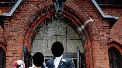 Suknia ślubna fason rybka syrena (gratis welon i bolerko)