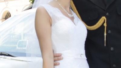 Suknia ślubna Fasson kolekcja GLAMOUR model LUISA
