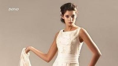 suknia ślubna firmy abiu model Dono