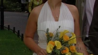 suknia slubna firmy Agnes