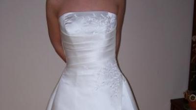 Suknia ślubna firmy Agora - model 24-43