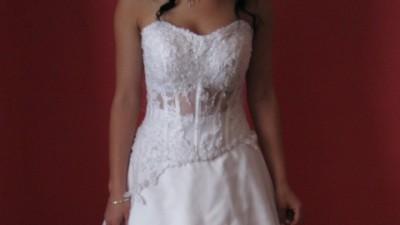 Suknia ślubna firmy Angel , model LENA , OKAZJA !!!