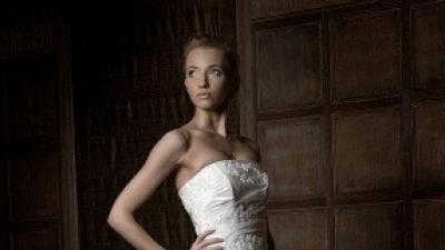 Suknia Ślubna firmy Di Jean Mariage Paris