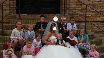 Suknia Ślubna Firmy GALA
