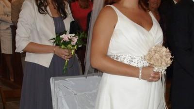 Suknia ślubna firmy Gala, HOLLIE