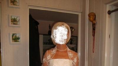 Suknia ślubna firmy Gala (rozmiar 34/36)