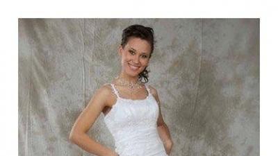 Suknia ślubna firmy Karen-moda slubna, model Elwira