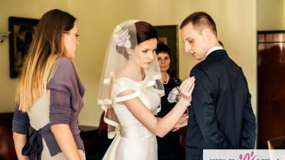 Suknia ślubna firmy Madonna