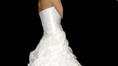 Suknia ślubna firmy MBM Duber, model 971