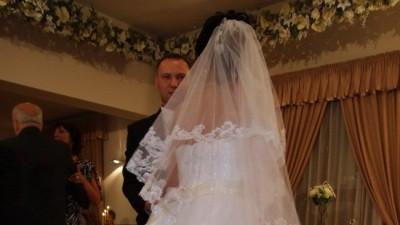 suknia ślubna firmy Nabla