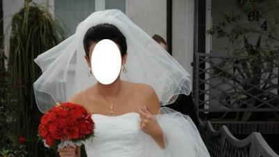 Suknia ślubna firmy Sincerity