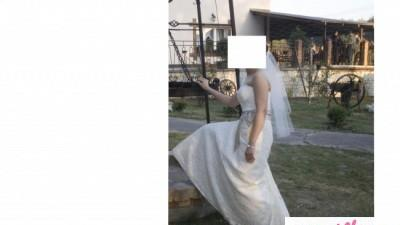 Suknia Ślubna firmy Sincerity Bridal numer 3452