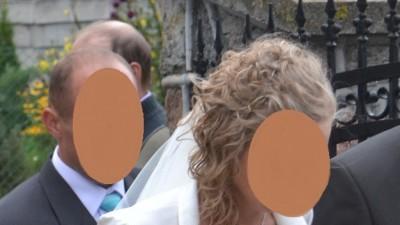 Suknia Ślubna - Firmy SPOSA, kolor ecri
