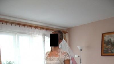 Suknia  ślubna firmy Sposa, model: Manhattan