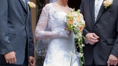 Suknia ślubna Florine firmy Celise
