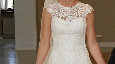 Suknia Ślubna Francesca  r. 34-36
