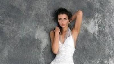 suknia ślubna francuskiej firmy Cymbeline (Mariee de Paris)