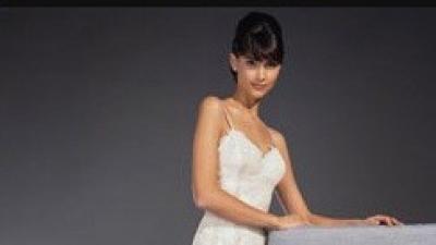 Suknia ślubna francuskiej firmy Maries de Paris Dolores
